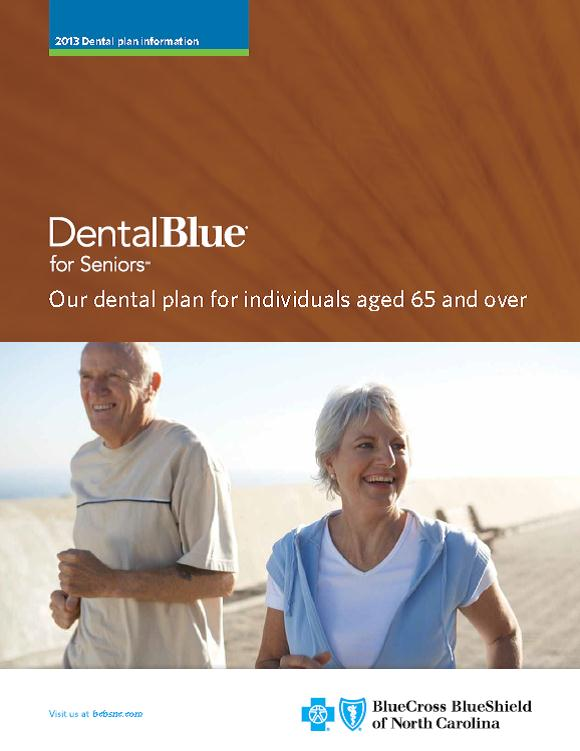 Dental Blue for Seniors